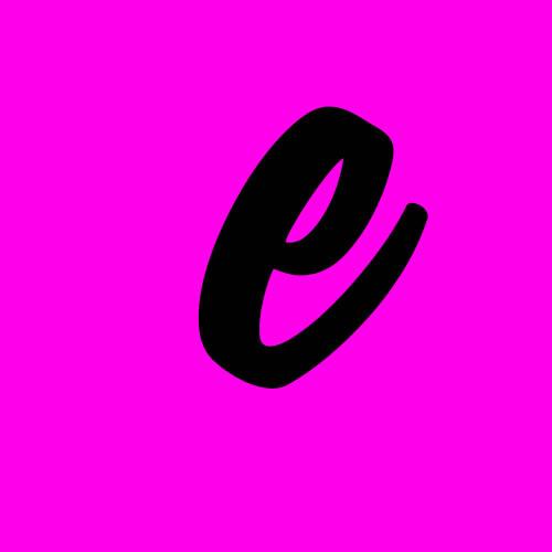 ejemplo letra e cursiva minuscula