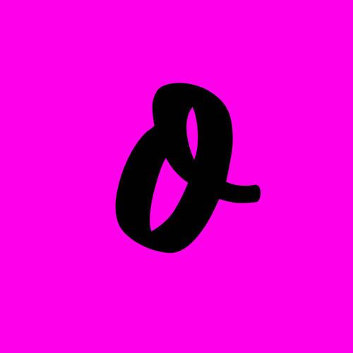 ejemplo letra o cursiva minuscula