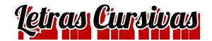 letras cursivas logo